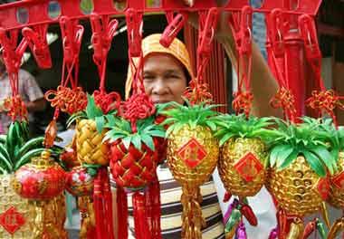 See, lucky pineapples. Photo from moneytalk.10diamond.com