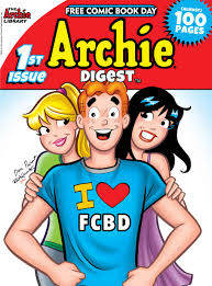 archie comic Image from modern-myths.com.