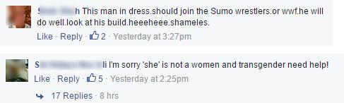us embassy facebook screenshot nisha ayub hate 1