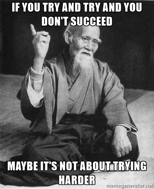 confucius try harder