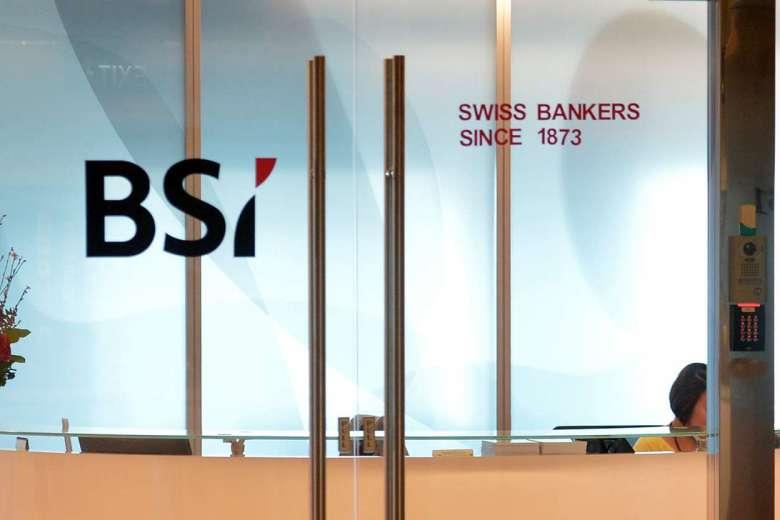 bsi swiss bank