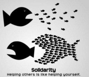 solidarity fish