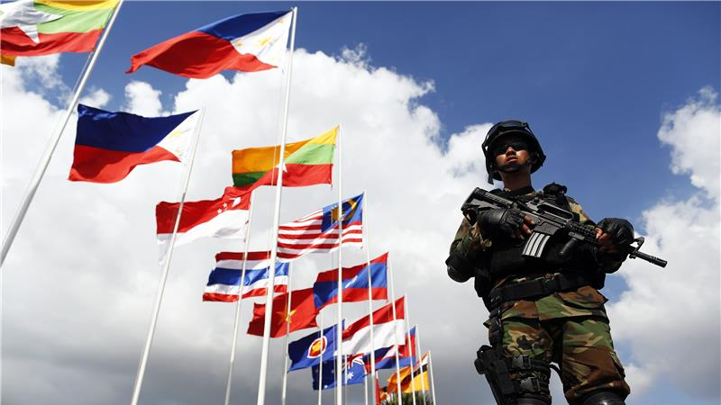 ASEAN's 10-member countries are home to about 600 million Southeast Asians