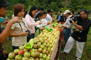 Sarawakians lining up for an Apple sale. Oh wait...