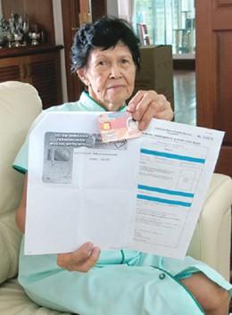 Rita Joan Thomson. Image from Sabahkini.com
