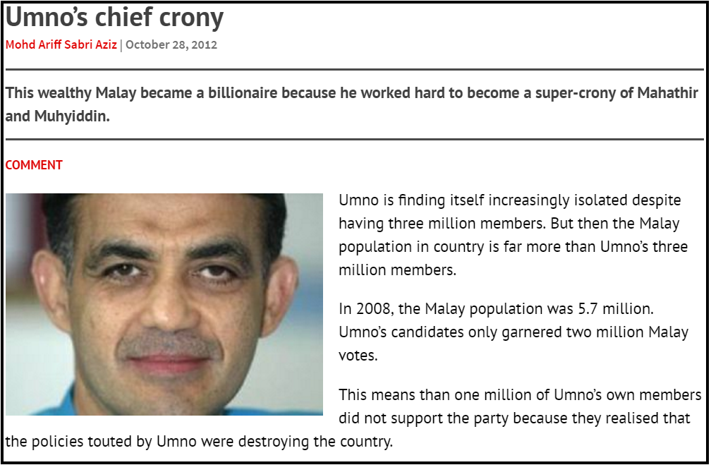 No way! This Msian businessman hutangs almost as much as 1MDB?