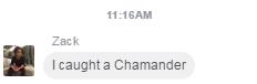 mk chamander pokemon