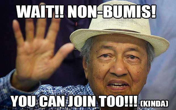 MALAYSIA PROTEST RALLY