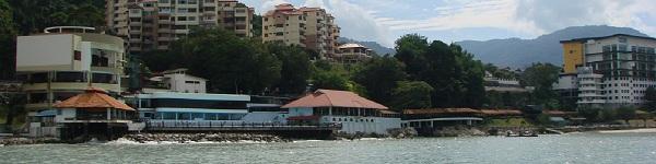 penang swim club building