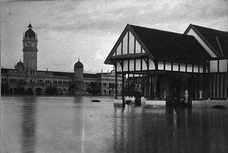 royal selangor flood