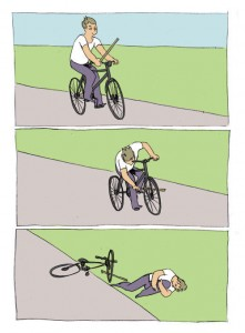 A harmful cycle