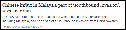 Click to read the article at Malay Mail Online.