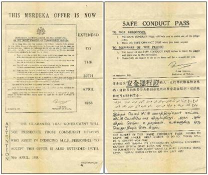 safe conduct pass
