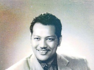 Legendary actor, director and singer P.Ramlee is seen as the icon of Malay entertainment in countries like Malaysia, Singapore, Brunei and Indonesia. Image via cinema.com.my