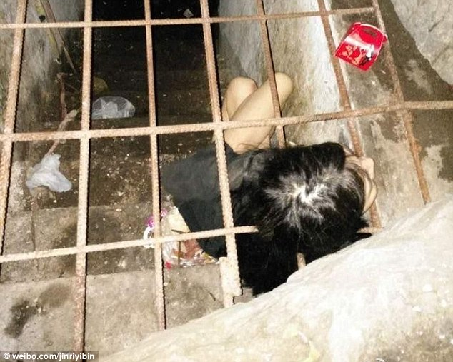 china-woman-violent-disabled-daily-mail