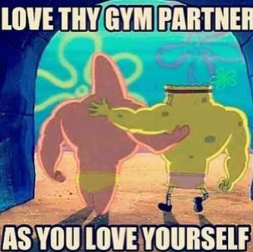 spongebob-gym-partner