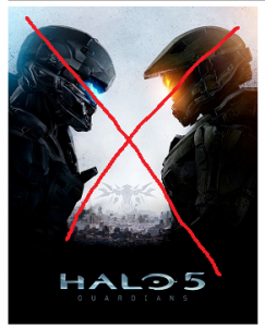 No, not this Halo