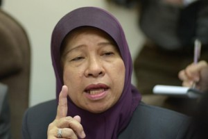 Jahara Hamid. Pic from Malay Mail