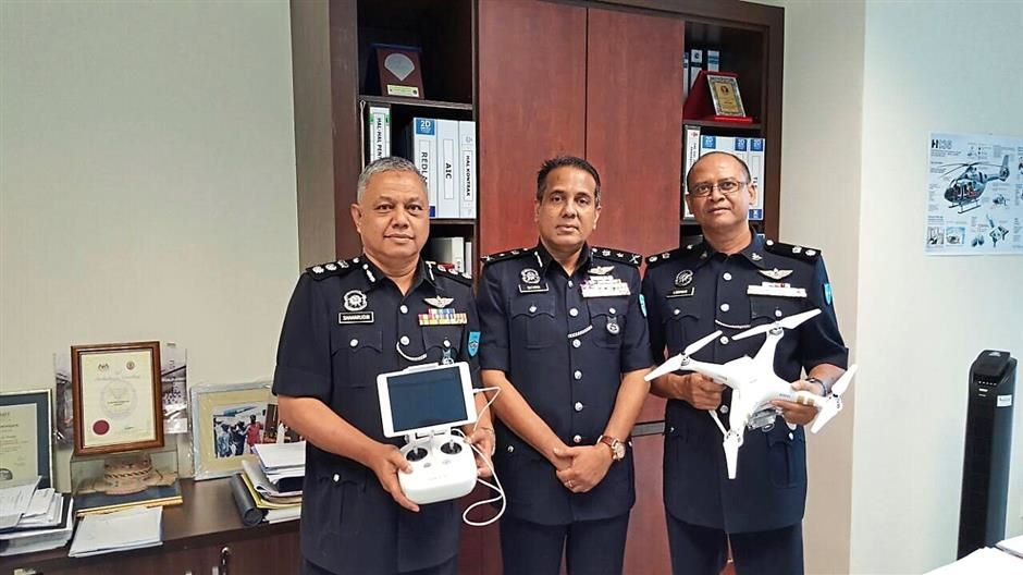 police-pdrm-drone-dca