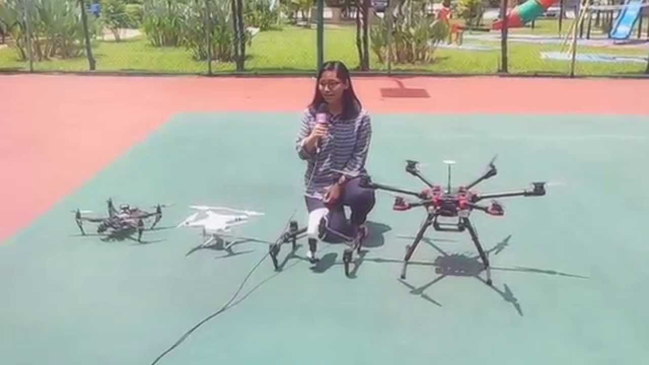 reporter-and-drone