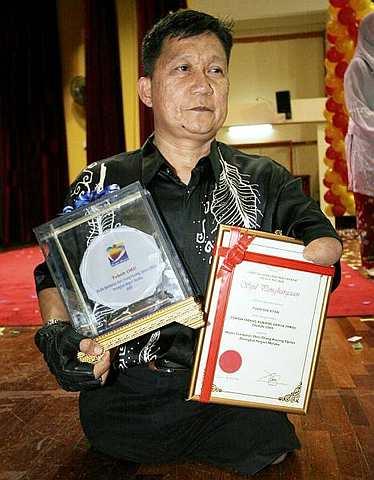 Tuah bin Atan. Pic from MStar