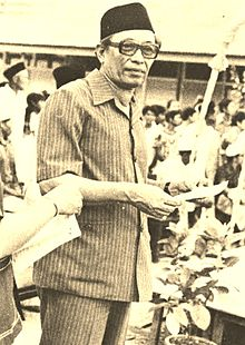 Datuk Muhamed bin Nasir. Image from Wikipedia