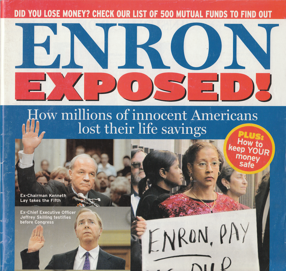enron exposed
