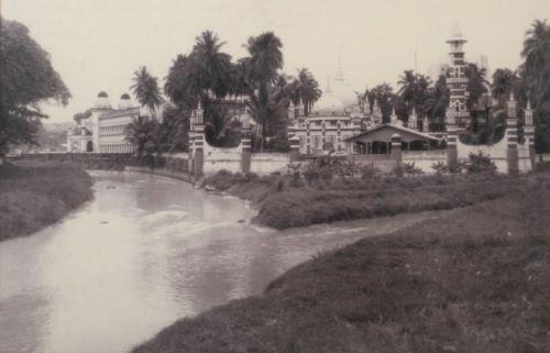 Old Klang River