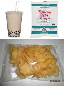 cassava products