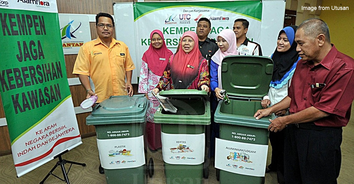 It's been a year since Malaysia started waste separation  Here's how