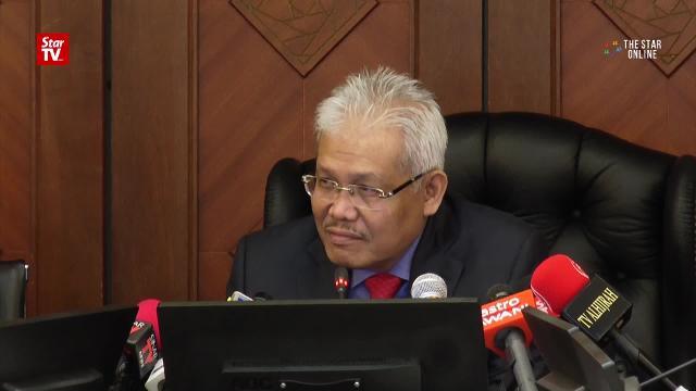 Datuk Hamzah Zainuddin. Source