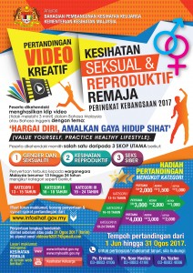 Poster from infosihat.gov.my