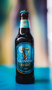 The all-new Guinness Bright - a lighter version of the stout, only in Malaysia!