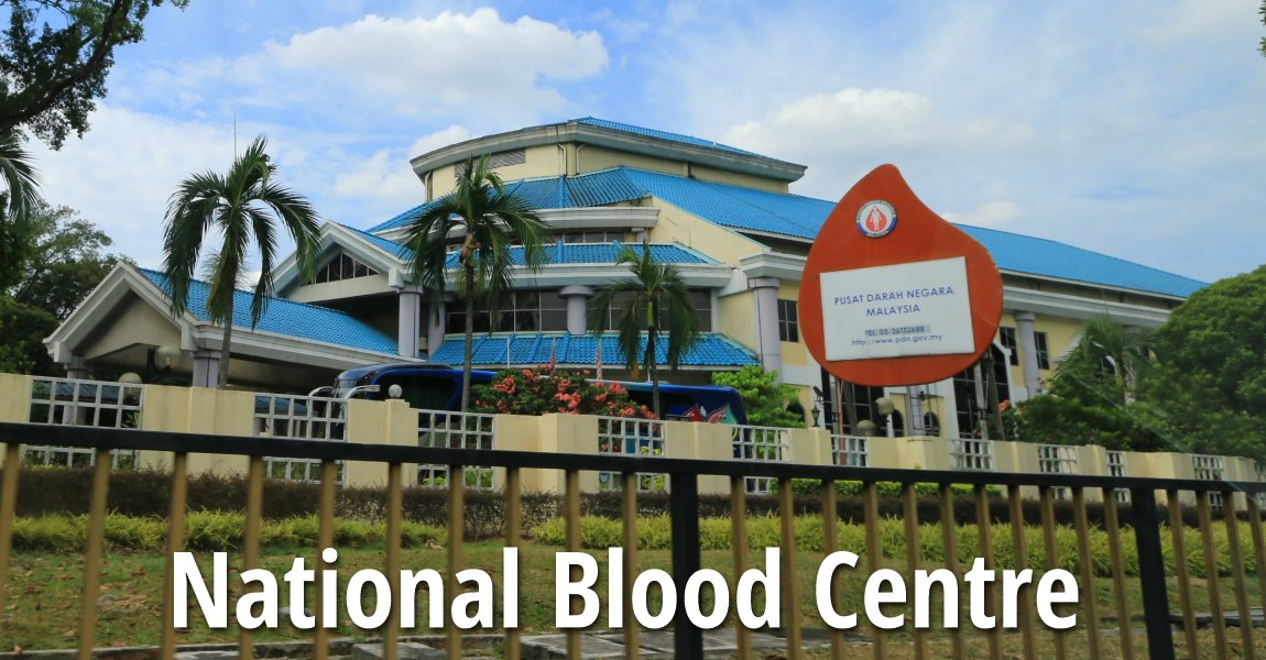 National Blood Centre in KL. Image from penang-traveltips.com