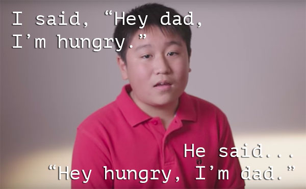 Click above for more heartbreaking stories of Dad Joke survivors. Screengrab from Nickleodeon Asia.