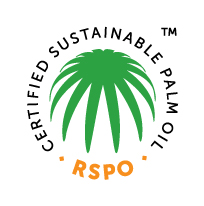 Have you seen this sticker? Logo from RSPO from rspo.org