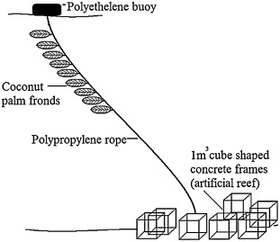 A design of the payao. Image credit to sciencedirect.com.