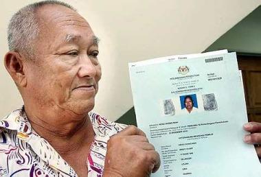 malaysia citizenship granted