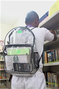 prison young offender study bag