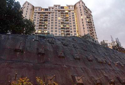 Sometimes, slope protection measures used are not suitable to the situation. Img from StarProperty.