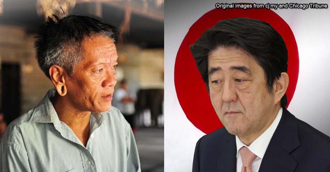 sarawak penan headman letter japan prime minister featured image