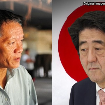 sarawak penan headman letter japan prime minister featured image
