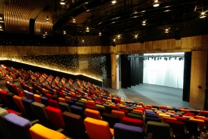 Pentas 1, the biggest hall in KLPac- it seats 500++ people! Sure can make money one... right?! Photo from KLPac official website