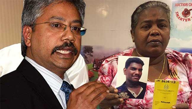 Shashikumar Selvam death in custody
