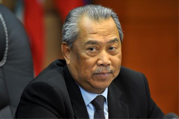 Muhyiddin Yassin, the president of PPBM, has a Tan Sri and a Dato'. Img from MalaysianAccess.