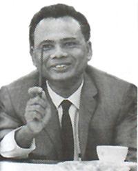 Tun Ghafar Baba. Photo from wikipedia.