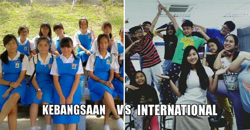 7 things I learned switching from a Kebangsaan to an International