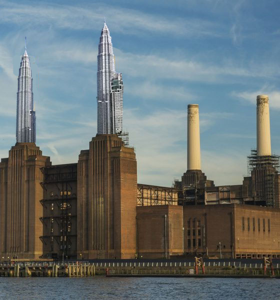 Would ugaiz like it more if they added the twin towers onto the chimneys?