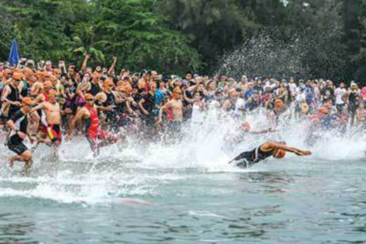 OWS events are becoming more popular with Malaysians. Img from NST.
