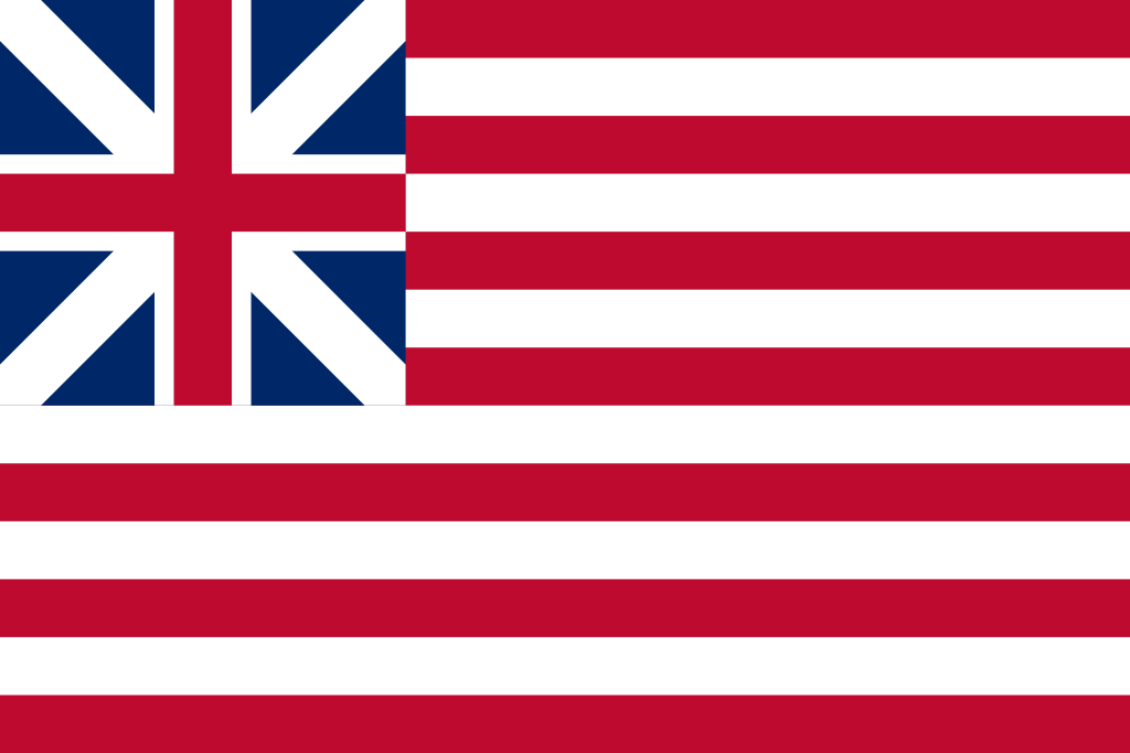 continental colors grand union flag wiki